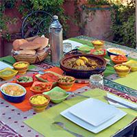 Restauration - Plats Marocains